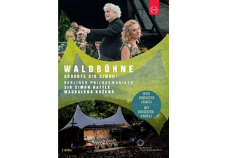 Berliner Philharmoniker, Sir Simon Rattle, Magdalena Kozená - Waldbühne 2018-Goodbye Sir Simon - (DVD)
