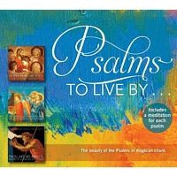 Gloriae Dei Cantores - Psalms to Live By [CD]