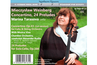 Tarasova,Marina/Rudin,A./Musica Viva CO - Concertino für Cello [CD]