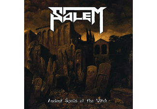 Salem - Ancient Spells Of The Witch (2LP Brown Vinyl) - (Vinyl)