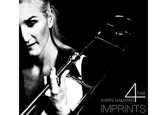 Karin Hammar - Imprints - (CD)