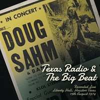 Doug And Band Sahm - Texas Radio & The Big Beat [CD]