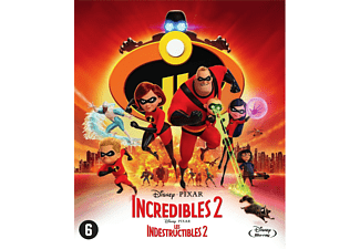The Incredibles 2 - Blu-ray