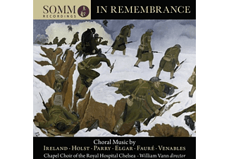 Orford/Rowlands/Vann/Chapel Choir Hospital Chelsea - In Remembrance - (CD)