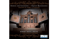Bates,Robert/Kendall,Yvonne - Dances and Chansons of the French Renaissance [CD]