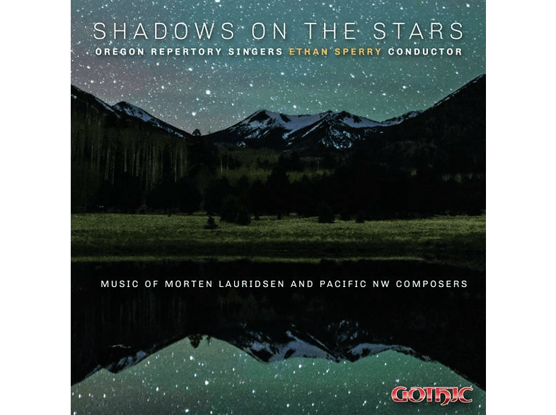 Ethan/oregon Repertory Singers Sperry - Shadows on the Stars [CD]