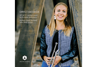 Matilda Lloyd, John Reid - DIRECT MESSAGE - (CD)