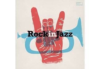 VARIOUS - Rock In Jazz - (CD)