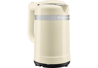 KITCHENAID 5KEK1565EAC Classic Collection, Wasserkocher, Creme