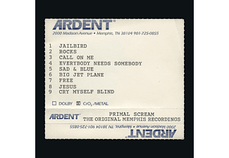Primal Scream - Give Out But Don't Give Up-The Original Memphis - (CD)