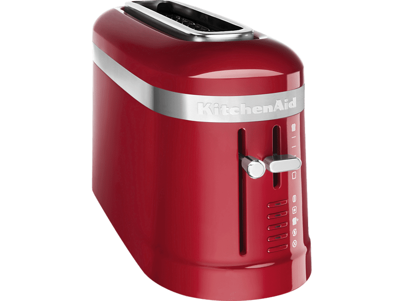 KITCHENAID  5KMT3115EER Design Collection Toaster Empire Rot (900 Watt, Schlitze: 1) | 05413184901332