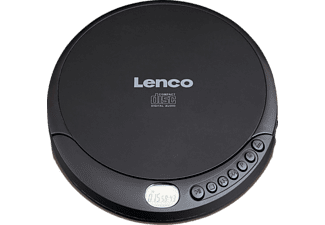LENCO CD-010 - Riproduttore CD (Nero)
