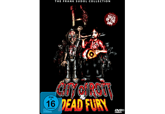 City Of Rott / Dead Fury - (DVD)
