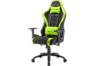 SHARKOON Gaming Seat Skiller SGS2 Black/ Green