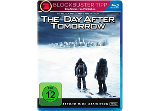 DAY AFTER TOMORROW - (Blu-ray)