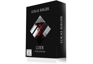 Lukas Rieger - CODE (Limited Tour Edition) - (CD + DVD Video)
