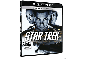 SONY PICTURES Star Trek 2009 (4K Ultra HD) [Blu-ray]
