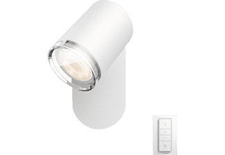 PHILIPS Hue Adore LED Deckenspots, Weiß
