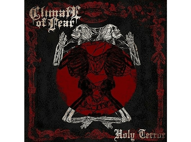 Climate Of Fear - Holy Terror (EP CD) [Maxi Single CD]