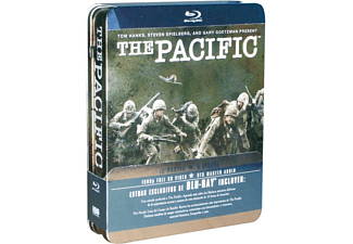 The Pacific (Caja metálica) - Bluray