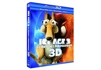 Ice Age 3 - Blu-ray 3D + 2D + DVD