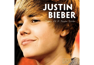 Justin Bieber - Story of a Teen Star - CD