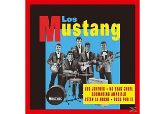 Los Mustang - Singles Collection - CD