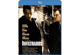 Infiltrados - Bluray