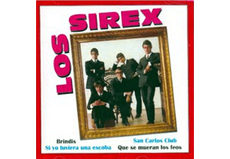 Los Sirex - Singles Collection - CD