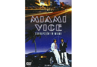 Tv Corrupcion En Miami - Piloto (Dvd)
