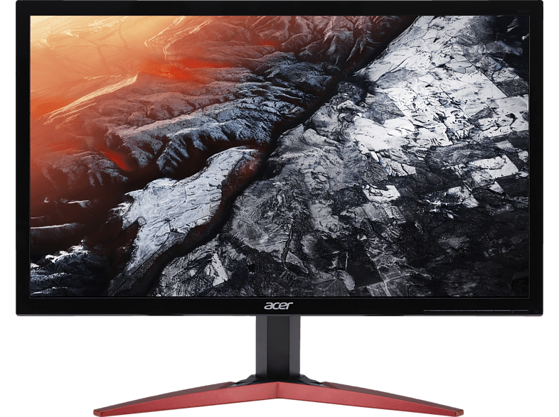 ACER KG241QP  Full-HD Gaming Monitor (1 ms Reaktionszeit, FreeSync, 144 Hz)