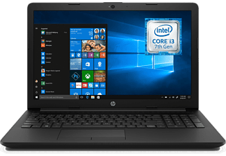 "Portátil - HP Notebook 15-da0018ns 15.6"" HD Intel® Core™ i3-7020U 4 GB RAM 128 GB SSD Windows 10"