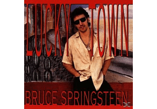 COLUMBIA Bruce Springsteen - Lucky Town - CD