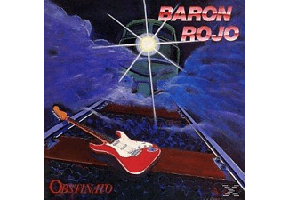 CD - Baron Rojo, Obstinato