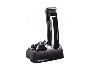 Barbero - Cortapelos --Afeitadora Multifunción Babyliss E 823 E KIT MULTI TRIMMER-6 RECHARG