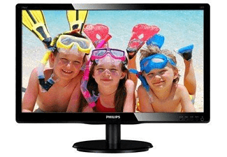 Monitor - Philips 226V4LAB/00 altavoces, DVI-D, 1920 x 1080