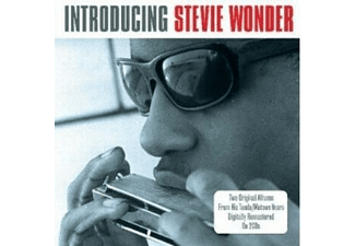 CD - Introducing Stevie Wonder, Stevie Wonder