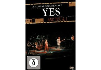 Yes - And You & I-A Musical Documental - DVD