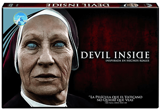 Devil inside - DVD