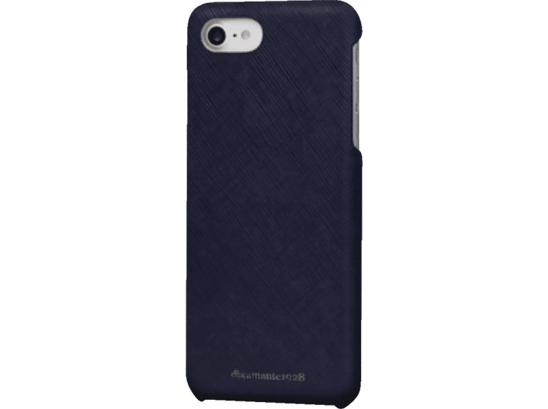 DBRAMANTE London , Backcover, Apple, iPhone 6, iPhone 6S, iPhone 7, iPhone 8, Blau