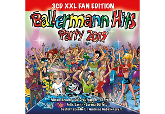 Various Ballermann Hits Party 2019 Xxl Fan Edition Schlager