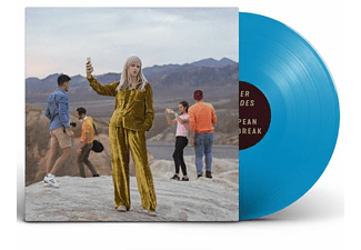 Amber Arcades - European Heartbreak Ltd.Ed.(Blaues Vinyl) - (Vinyl)