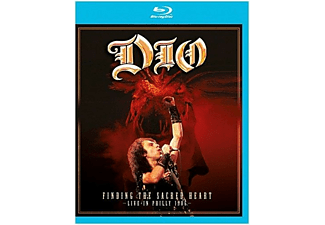 Dio - Finding The Sacred Heart - Live In Philly 1986 - Blu-ray