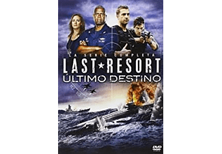 Tv Ultimo Destino - T1 (Dvd)