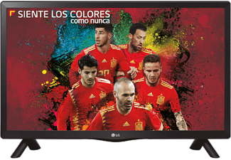 "TV LED 24"" - LG 24TK420V-PZ, HD, 5W x2, Flicker-Safe, Modo Gaming"