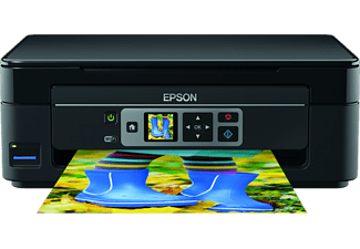 Impresora multifunción - Epson Expression Home XP-352, WiFi, WiFi Direct, Pantalla LCD, Negro