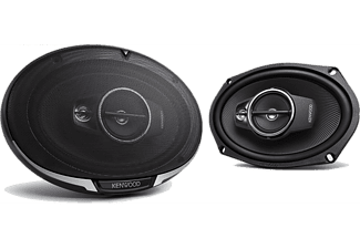 "Altavoces Coche - Kenwood KFC-PS 6995, 5 vías, 6""x9"""