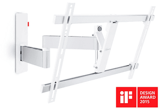 "Soporte TV - Vogel's WALL 2345, de 40"" a 65"", Giratorio, Inclinable, Blanco"