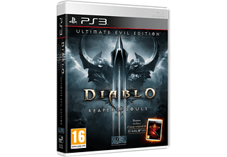 PS3 Diablo III Reaper of Souls: Ultimate Evil Edition