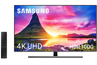 "TV LED 55"" - Samsung UE55NU8005, Ultra HD 4K, HDR 1000, Smart TV, UHD Dimming, One Remote"